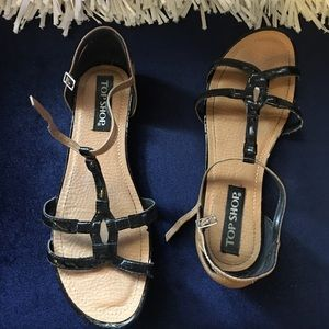Top Shop sandals (used)